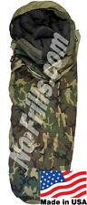MSS Bivy Sack Gore-Tex Modular Sleep System Sleeping Bag Bivy USGI Very Good