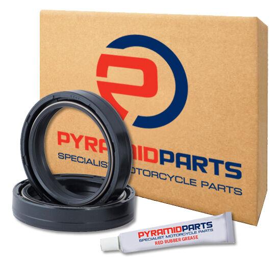 Pyramid Parts Fork Oil Seals fits Honda VTR1000 F Super Hawk 98-02