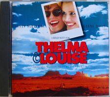 THELMA & LOUISE (CD) BOF - SARANDON / GEENA DAVIS / FAITHFULL / SEXTON /BB KING