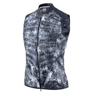 ded500f953c7 Details about 100% Auth Nike Aeroloft 800 Women s Running Vest Sz L Blue  Camo Reg Price  180.-