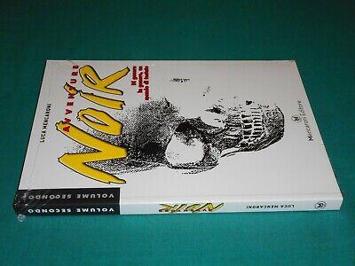 Luca Mencaroni - Avventure Noir Vol. 2 - Mencaroni Editore 2013 - Blisterato Het Speeksel Verversen En Verrijken