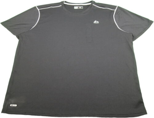 Black RBX Performance Mens XTrain Active Short Sleeve Shirt
