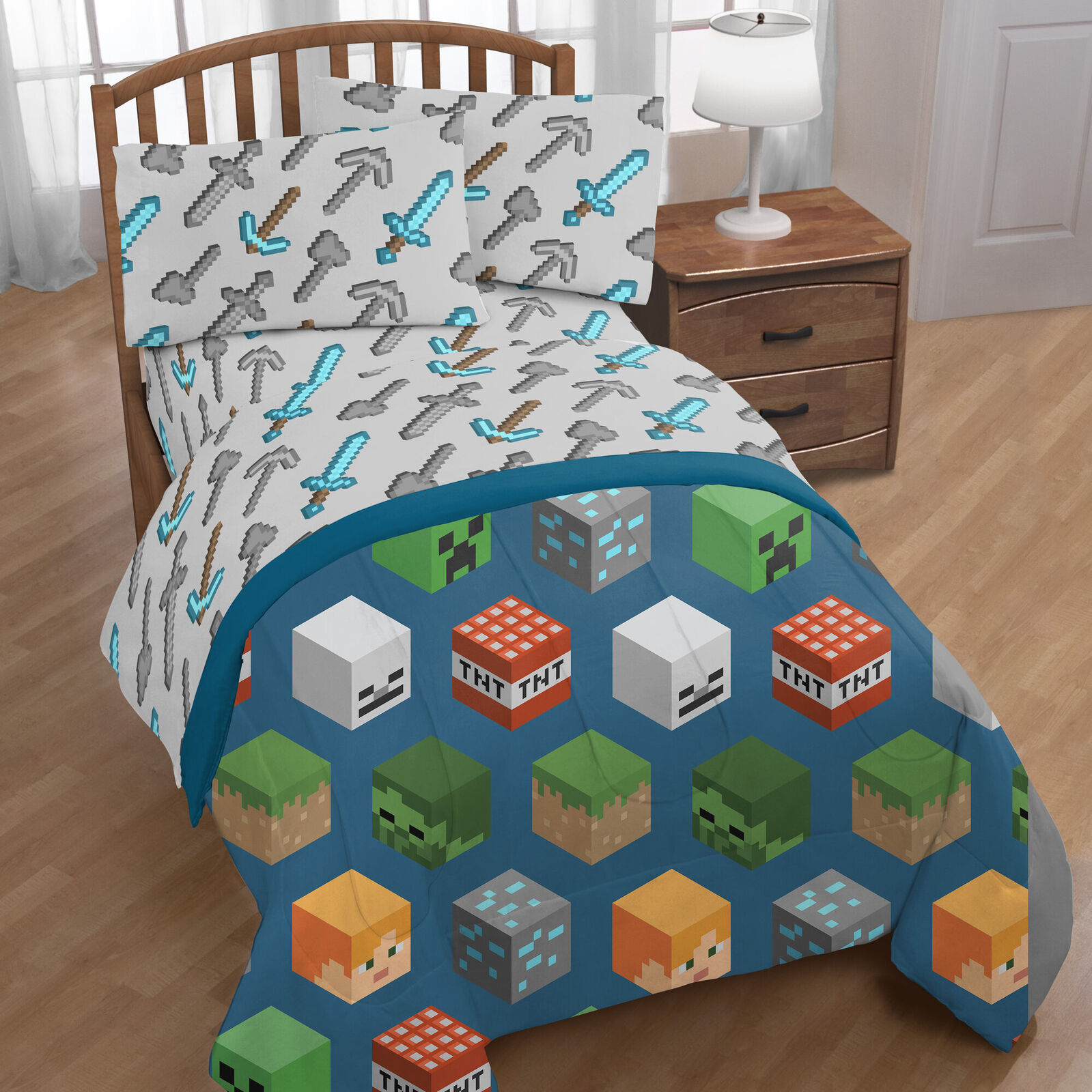 Minecraft Isometric Characters Sheet Set