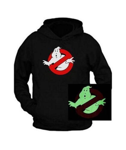 Ghostbusters GLOW in the DARK Classic Movie Girls HOODIE KIDS