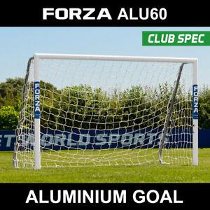 Forza Alu60 But De Foot (choisissez Votre Taille) – Portable Aluminium But De Foot-afficher Le Titre D'origine Apparence EsthéTique