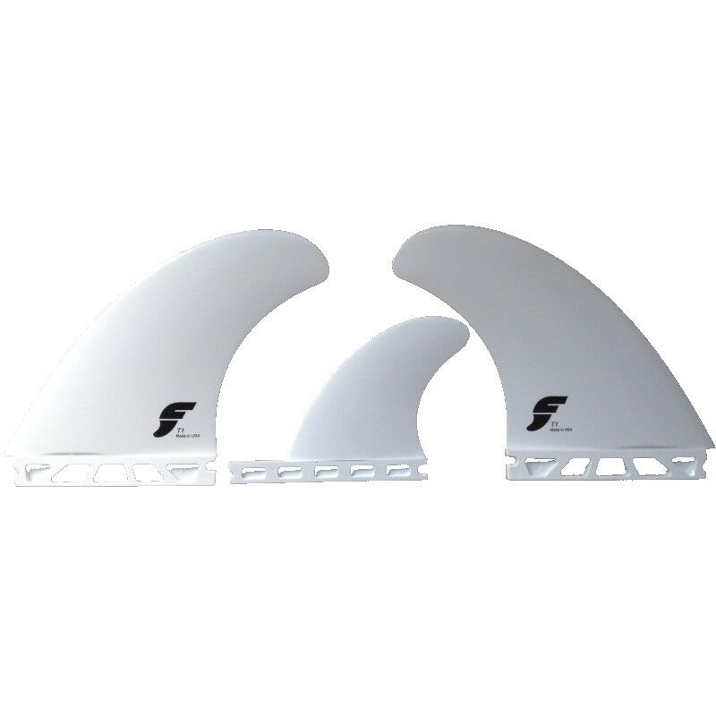Futures Fins FT1 Twin Fin Set plus - Thermotech NEW surfboard future fins