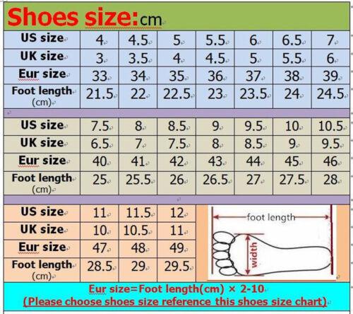 da ginnastica Slip On in Scarpe Comfy Running Loafers casual da Trainers uomo Sneakers pelle 4v6xwUwP