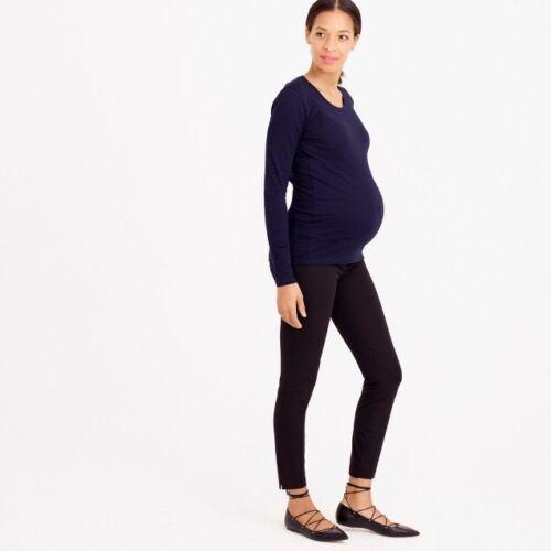 12p Nero Pant Martie Maternity Taglia Jcrew E7436 Tall 147 IYBq1wZ