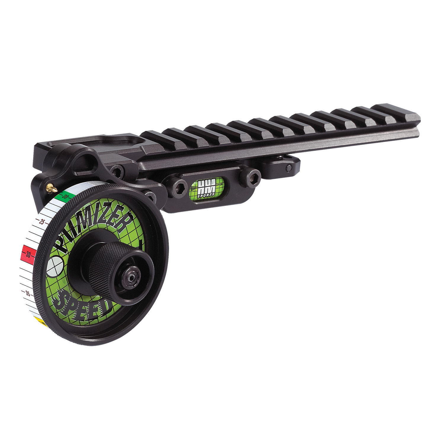 HHA Archery Optimizer Lite Cross Bow vista montaje de marcado rápido
