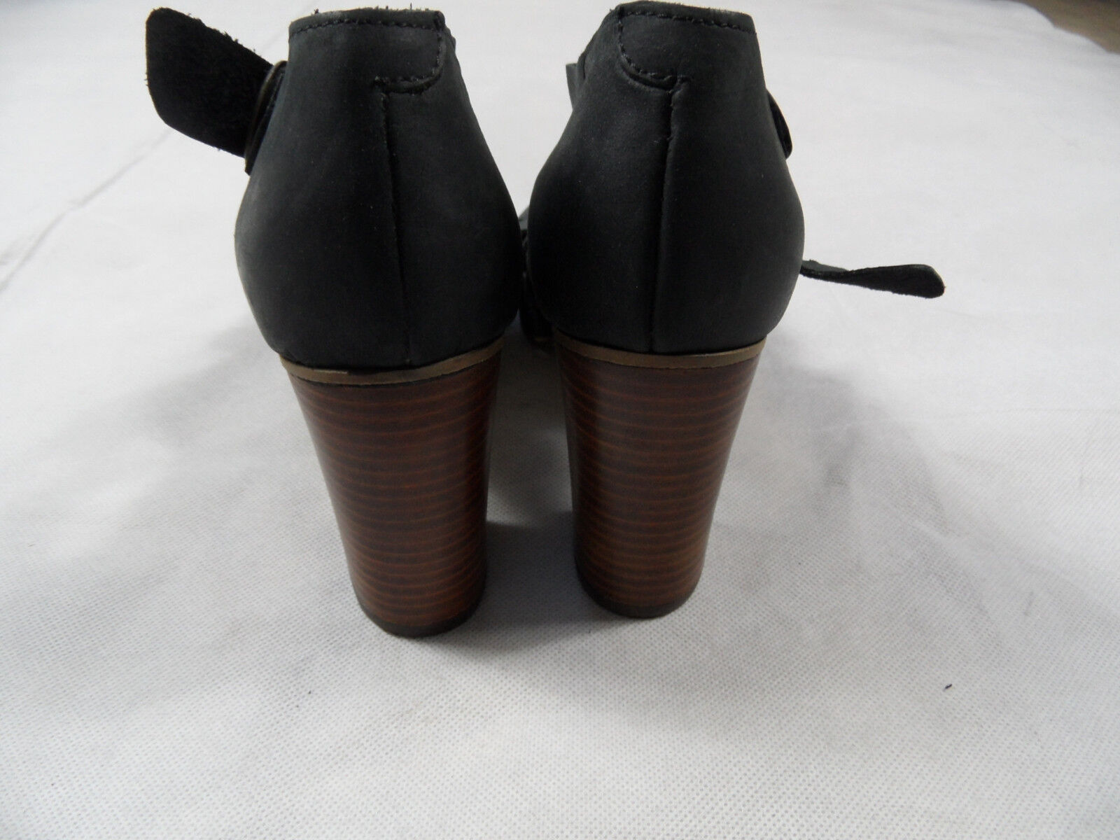 Office PUMPS London Chic PUMPS Office flechtoptik tacco ANTRACITE mis. 37 NUOVO bb1018 b9dd50