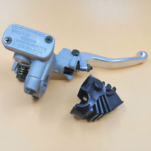 Front-Brake-Master-Cylinder-Lever-For-HONDA-CR125R-250R-500R-CRF250R-450R-250X