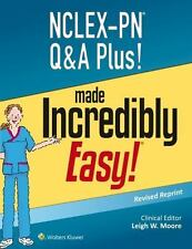 Incredibly Easy Series Nclex Rn Questions And Answers Made