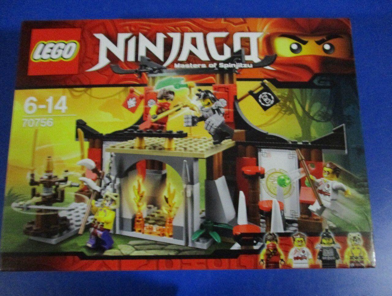 LEGO Ninjago 70756 finale nel dojo NUOVO OVP