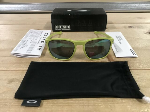 3054f8f011 Oakley Enduro Polarized Sunglasses Matte Fern Green Jade Iridium (  OO9223-18 )