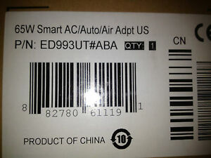 Image Is Loading Dell Laptop Adapter 65W Smart AC Auto Air