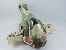 Boba Fett's Slave I vehicle STAR WARS Shadows of the Empire 1996 Kenner space SW