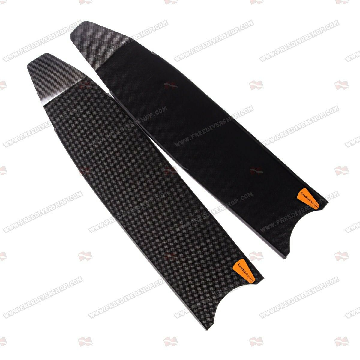 Leaderfins Wave Carbon Freediving Spearfishing  Blades (1 Pair   2 Blades)  exciting promotions