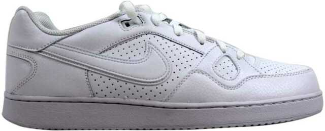 fce4a0395b6ebe Nike Son of Force White Low Top Men s Shoes Size 11.5 for sale ...
