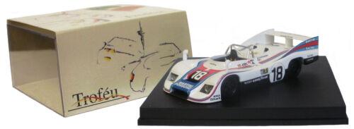 """Trofeu 1904 Porsche 936//76 # 18/' Martini /""""Le Mans 1976-joest//barth 1//43 Escala"""