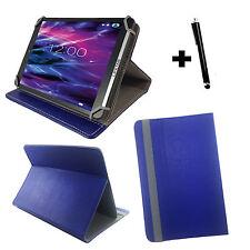 7 zoll Tablet Tasche Schutz Hülle Case - Xoro TelePAD 7A3 10A3 Umts  - Blau 7