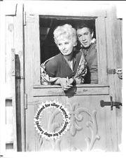 SOPHIA LOREN, Anthony Quinn still HELLER IN PINK TIGHTS (1960) scarce GET SIGNED