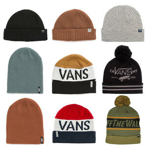 VANS Hat BEANIE CAP CAP Hat KNIT New MAN WOMAN Winter VARIOUS Af  5615f6aecbe