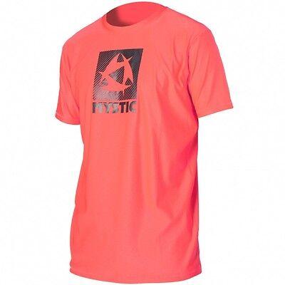 STAR Quickdry UV-Shirt Mystic Kurzarm coral