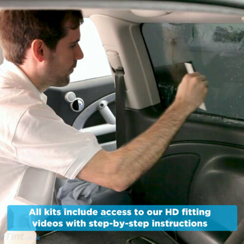 20/% SCURO POSTERIORE Pre tagliato finestra Tint-Mercedes CLA COUPE 2014+