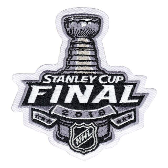 b4b92b861 2018 NHL Stanley Cup Final Jersey Patch Vegas Golden Knights Washington  Capitals