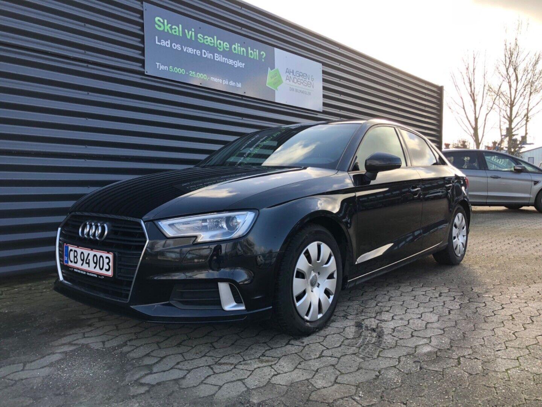 Audi A3 2,0 TDi 150 Sport 4d