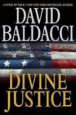 Camel Club: Divine Justice Bk. 4 by David Baldacci (2008, Hardcover)