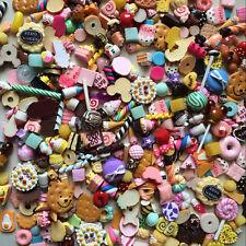 30Pcs Randomly 1/12 Mini Food Lovely Cake Biscuit Jam For Barbie BJD Doll House