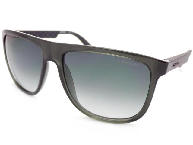7900407c47 CARRERA 5003 Sunglasses Crystal Grey + Black  grey Gradient CAT.3 Lenses  DDL JJ