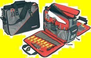 c k werkzeugtasche leer werkzeugkoffer techniker elektriker neu ma2630 toolbag ebay. Black Bedroom Furniture Sets. Home Design Ideas