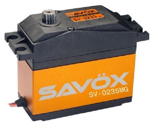 Garanzia di vestibilità al 100% Savox HIGH VOLTAGE 5TH SCALE SERVO 0.15 486 @7,4V SAVSV0235MG SAVSV0235MG SAVSV0235MG  ordina ora goditi un grande sconto