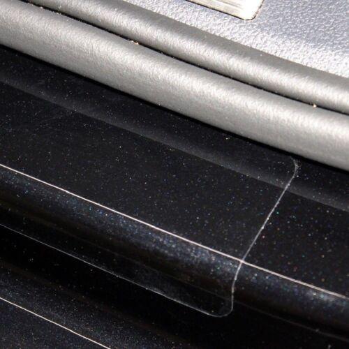Pro Ace Verso SparSet Ladekantenschutz Einstiegsleisten transpar Toyota ProAce