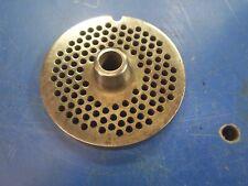 Enterprise Amp Others 1012 18 Hole Hub Plate Meat Grinder Sausage Chopper