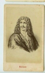 Vintage-CDV-Moliere-French-playwright-by-E-Neurdein