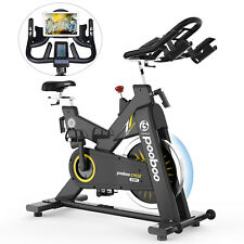 Commercial Indoor Exercise Bikes Pro Fitness Cardio Cycling Bike Stationary Bike