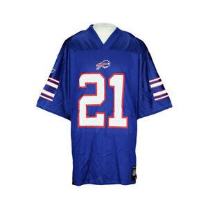 Details about Reebok NFL Men's Buffalo Bills Willis McGahee #21 Mid-Tier Throwback Jersey