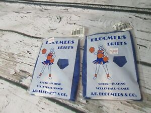 J B Bloomers Womens Brief Panty Underwear Cheer Dance Various Sizes /& Colors NEW
