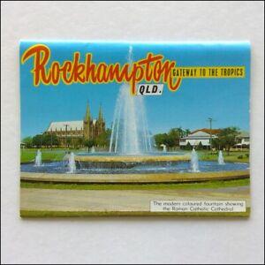 Rockhampton-Qld-Gateway-To-The-Tropics-1978-View-Folder-Postcard-P407
