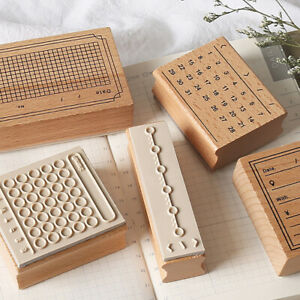 Function Stamp Wooden Rubber Stamps For Scrapbooking ...
