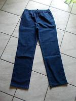 Helena Vera Bequem-Schlupfhose in jeans-blau Gr.36/38/40