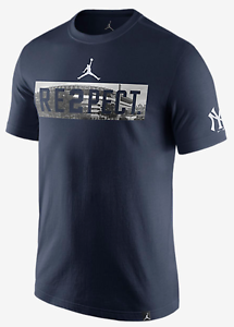 7702428943da61 Limited Edition Nike Jordan Brand Yankee Derek Jeter Night RE2PECT ...