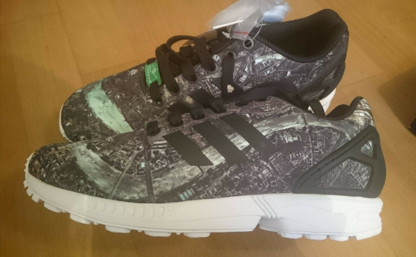 Bdidas London ZX Flux City series 39 1/3 UK 6 US 6,5 Neu rar, limited