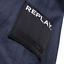 Replay-Jeans-Azul-Marino-Con-Capucha-Chaqueta-de-Abrigo-de-82704-010-M8817-envio-a-todo-el-mundo