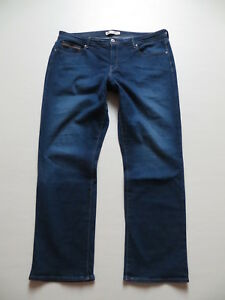 Levi-039-s-Perfectly-Shaping-Damen-Jeans-Hose-W-42-L-32-Stretch-Denim-bequem