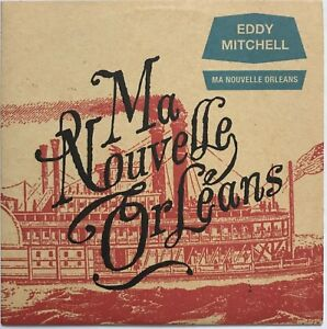EDDY-MITCHELL-MA-NOUVELLE-ORLEAN-2-TITRES-CD-SINGLE