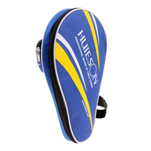 Tischtennisschläger Tasche  Pong Paddeltasche Abdeckung Ball